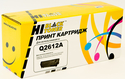 Print Cartridge HI-BLACK Q2612A
