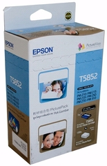 EPSON PICTURE PACK (150 SHEETS PHOTO PAPER + 1 INK CARTRIDGE **DAMAGED PACKAGING**