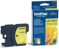 Ink Cartridge BROTHER LC1100Y