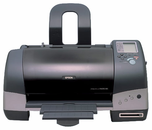 EPSON Stylus Photo 915 Printer Drivers for Mac