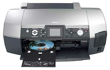 EPSON Stylus Photo R340 Drivers Windows