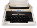 Typewriter BROTHER Correctronic 320