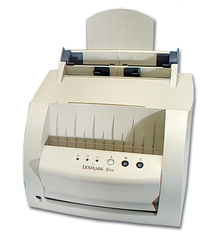 LEXMARK Printer E210 64 Bit