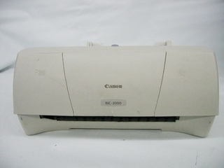 Canon BJC-2000 Printer Driver Windows
