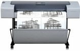 Принтер HP Designjet T610 44-in Printer