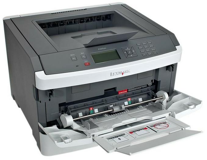 LEXMARK E460DN – лазерный принтер – картриджи – orgprint.com