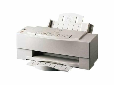 Canon BJC-210 Printer Vista