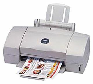 CANON BJC 6100 Cartridges Ink Printer