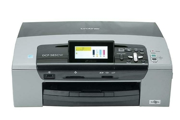 Brother DCP-585CW Printer Windows Vista 64-BIT