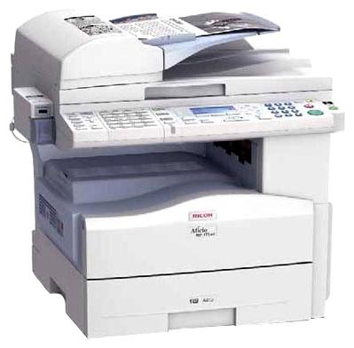 Download Driver: Ricoh Aficio MP 201SPF Printer PCL 6