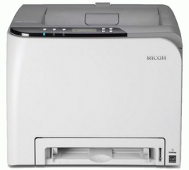 RICOH AFICIO SP C240DN TREIBER WINDOWS 10