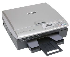 New Drivers: Brother DCP-110C Printer
