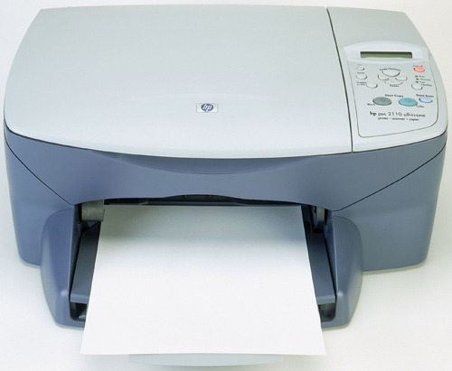 HP PRINTER PSC 2110 DRIVERS UPDATE