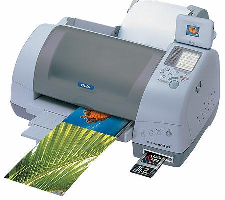 Epson Stylus Photo EX Printer 64 Bit