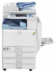 Ricoh Aficio MP 3500SP Multifunction B & W PCL Driver Windows