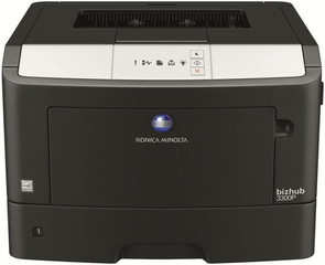 Konica Minolta Bizhub 3300P Printer Postscript Drivers for Windows 10