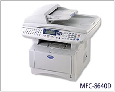 DRIVERS UPDATE: BROTHER MFC-8640D PRINTER