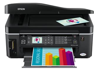 Epson WorkForce 600 Printer 64 BIT Driver