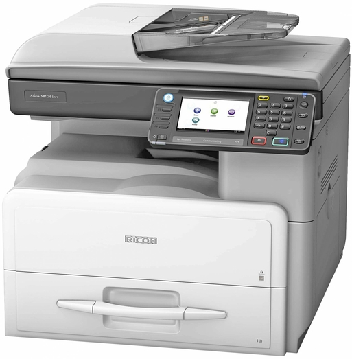 Ricoh Aficio MP 301SPF Printer PCL 5e Windows 8 Drivers Download (2019)