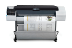 Принтер HP Designjet T1200 44-in Printer