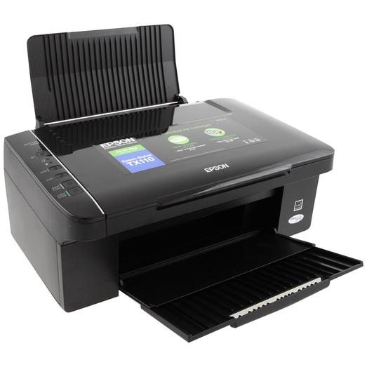 EPSON STYLUS TX110 – ink MFP – cartridges – orgprint com