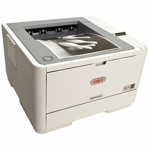 OKI B431DN – laser printer – cartridges – orgprint com
