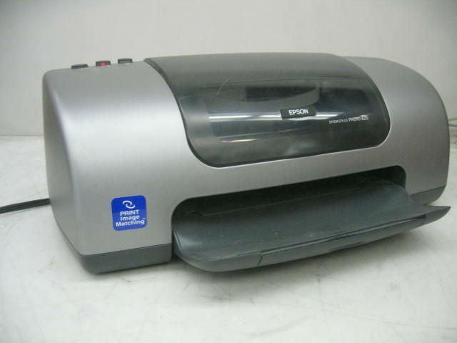 Epson Stylus Photo 820 Printer Driver for Windows 10