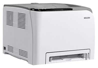 RICOH AFICIO SP C222DN WINDOWS XP DRIVER DOWNLOAD
