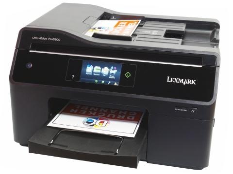 Lexmark Pro5500 Printer Windows 7 64-BIT