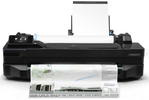 Принтер HP Designjet T120 24-in ePrinter