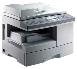 Samsung SCX-6122FN Printer Treiber