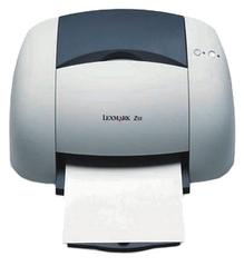 LEXMARK Z55 Color Printer Driver for Windows