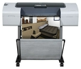 Принтер HP Designjet T1120 24-in Printer
