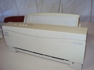 Canon BJ-230 Printer Treiber Windows XP