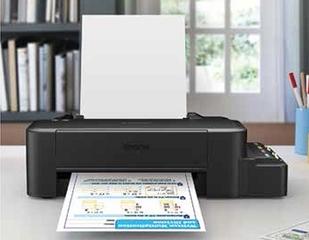 EPSON L120 – ink printer – cartridges – orgprint com