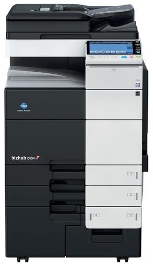 Konica Minolta Bizhub 654 MFP PCL6 Windows 7