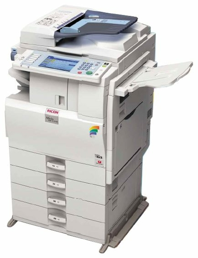 Ricoh Aficio MP C2550 MFP PCL Drivers for Mac Download