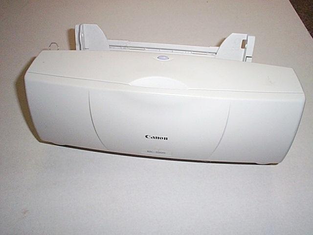 Canon BJC-1000 Printer Drivers PC