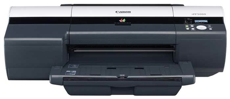 Canon imagePROGRAF iPF5000 Printer Windows 8 X64