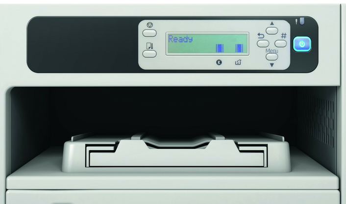 Ricoh Aficio SG K3100DN Printer PCL 5c XP