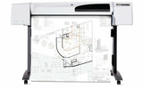 Принтер HP Designjet 510 42-in Printer