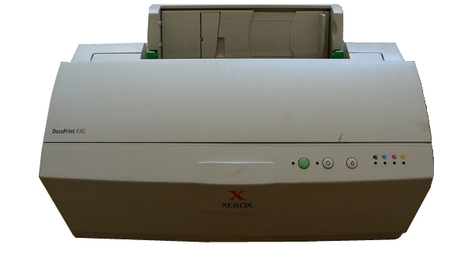 XEROX Printer DocuPrint XJ6C Driver Download
