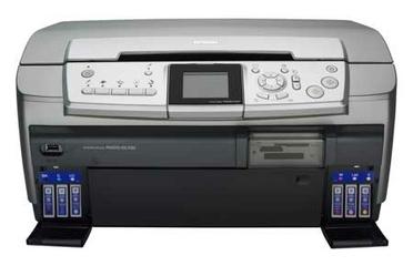 Epson Stylus Photo RX700 Printer Descargar Controlador