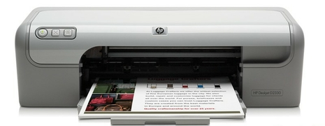DESKJET D2330 PRINTER WINDOWS XP DRIVER