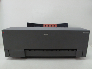 DRIVER UPDATE: ALPS MD-1000