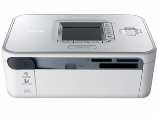 Drivers Update: Canon SELPHY CP750 Printer