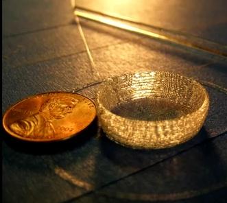 3D печать: нейлон, лед, шоколад и другие