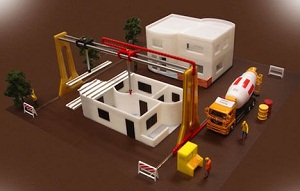 Макет 3D-принтера
