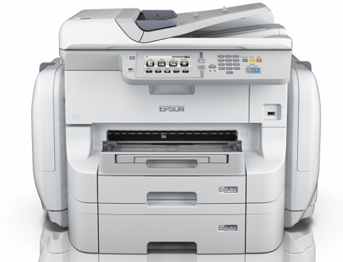 WorkForce Pro WF-R5190DTW, WF-R5690DTWF � WF-R8590DTWF - ����� �������������� ���������� �� Epson