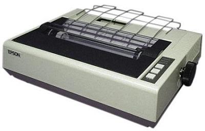 Epson TX-80